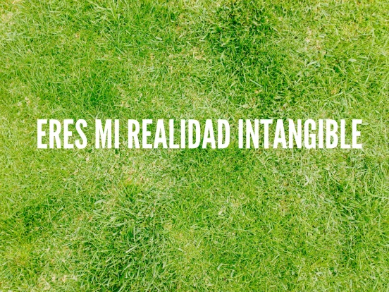 realidad intangible